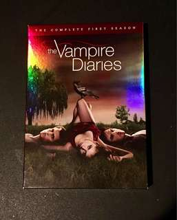 Vampire Diaries Season 1 DVD