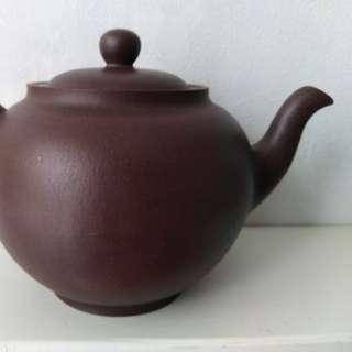 點犀 紫砂茶壺