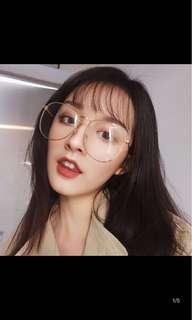 minimalist & aesthetic glasses (Instock)