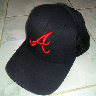 Topi mlb atlanta braves baseball
