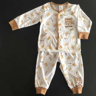 228-0017 Baby Boy Cute Set Wear