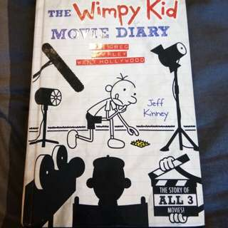 "The Wimpy Kid Movie Diary ""How Greg Heffley Went Hollywood"""