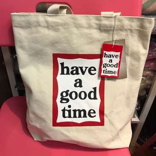 Have a good time tote bag (最後一個)