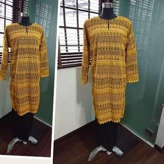 Baju kurung Prada lace