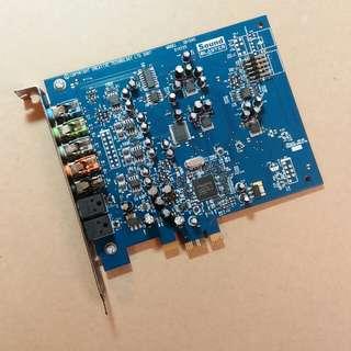 CREATIVE Sound Blaster X-Fi Xtreme Audio PCI-E Sound Card, SB1040
