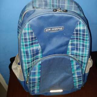 Dr Kong書包 backpack