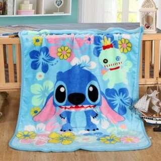 BN Stitch Kid Blanket Childcare Nursery Travel Blanket