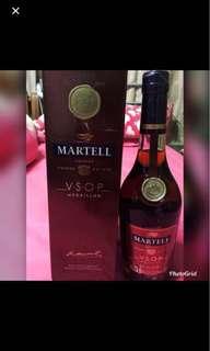 Martell V.S.O.P Medaillon Old Cognac 70cl