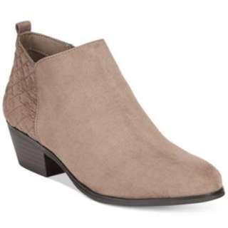 [美國購入]{65%off}Macy's Style & Co. 卡其色短靴 Ankle Boots