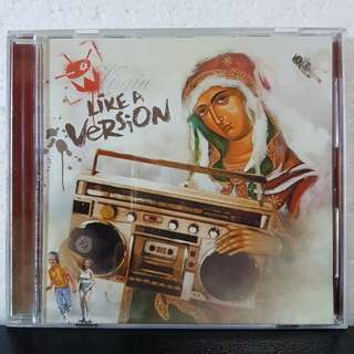 CD》Like A Version