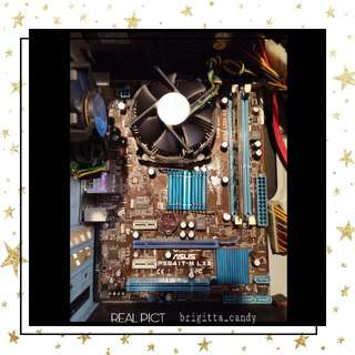 Motherboard Set Asus P5G41T-M LX3