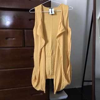 Bayo drape vest (free shipping)