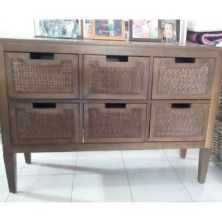 Drawer / Buffet Eksklusif Sisa Export