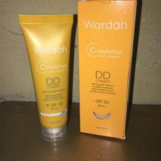 DD Cream Wardah (natural)