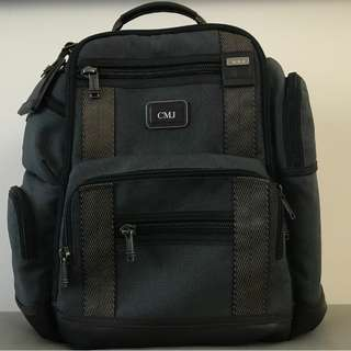 Tumi laptop back pack 90% new