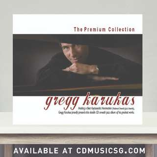 [Jazz] CD The Premium Collection: Gregg Karukas