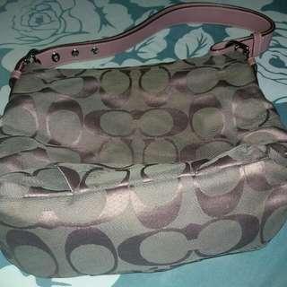 Coach Duffle Crossbody Bag