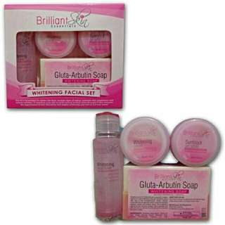 BRILLIANT SKIN WHITENING SET