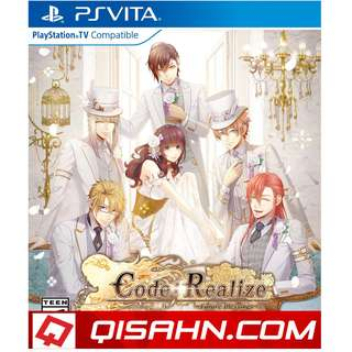 PSV Code:Realize ~Future Blessings~
