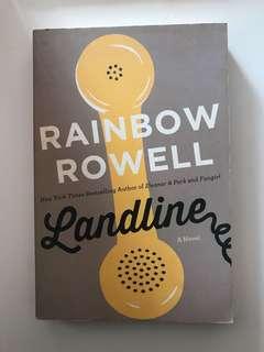 Rainbow Rowell- Landline