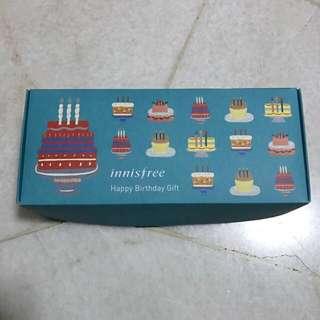 Innisfree Happy Birthday Kit