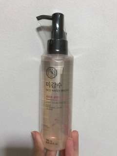 The face shop rice water bright light cleansing oil 150ml