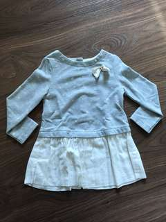 Baby zara girl preloved
