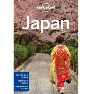 Lonely Planet Japan (Travel Guide) Paperback – October 1, 2015