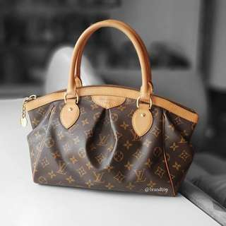 Authentic Louis Vuitton Monogram Tivoli Pm LV