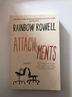 Rainbow Rowell Attachments