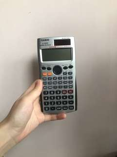 Casio Calculator 計數機