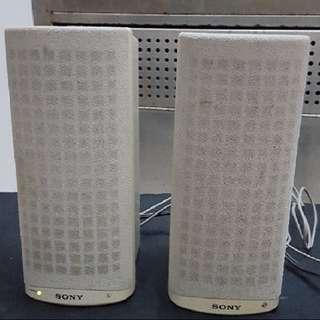 日本製造 Sony 喇叭全套 (Made in Japan)