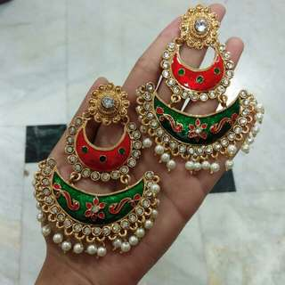 Sales - Anushka Sharma inspired earrings