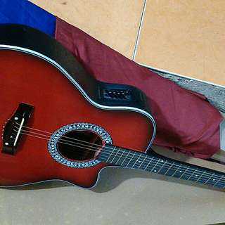 Gitar string elektrik lis