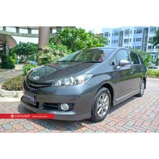 Toyota Wish 1.8 Auto