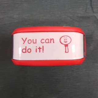Teacher Stamp: You can do it!