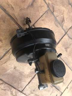 MAZDA ASTINA 323/ MAZDA B8 DOUBLE LAYER BRAKE + MASTERPUMP