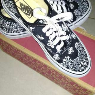Vans authentic premium
