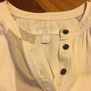 Burberry dress 4yrs
