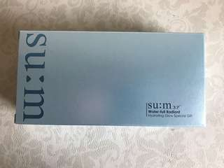 🆕Sum 37 water-full radiant hydrating glow special kit