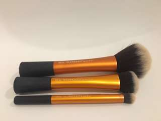 3 Real Techniques Brushes