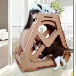 🐈😻貓貓活動紙板屋🐾🐾