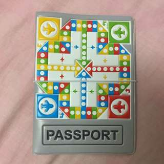 #Bajet20  Passport Holder