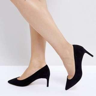 Asos Spotty Heel