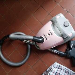 Panasonic 吸塵機