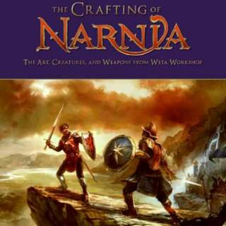 The Crafting of Narnia ( Hardcover)