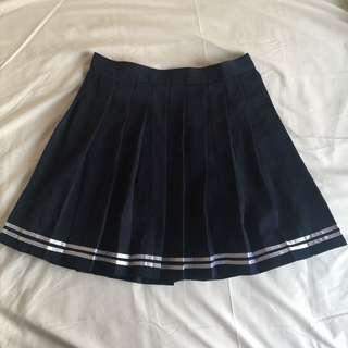 💕Dark Blue Tennis Skirt 💕