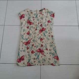 Mini dress minimal