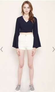 SASSYDREAM BELL SLEEVED TOP