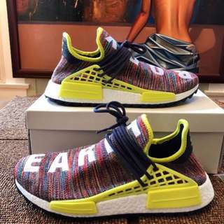adidas PHARRELL WILLIAMS HUMAN RACE NMD TR MULTICOLOR 'Body & Earth'